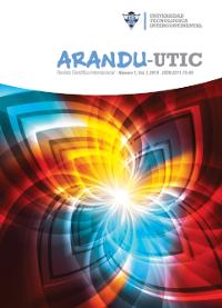 Ver Vol. 1 Núm. 1 (2014): ARANDU UTIC
